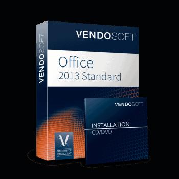 Microsoft Office 2013 Standard gebraucht
