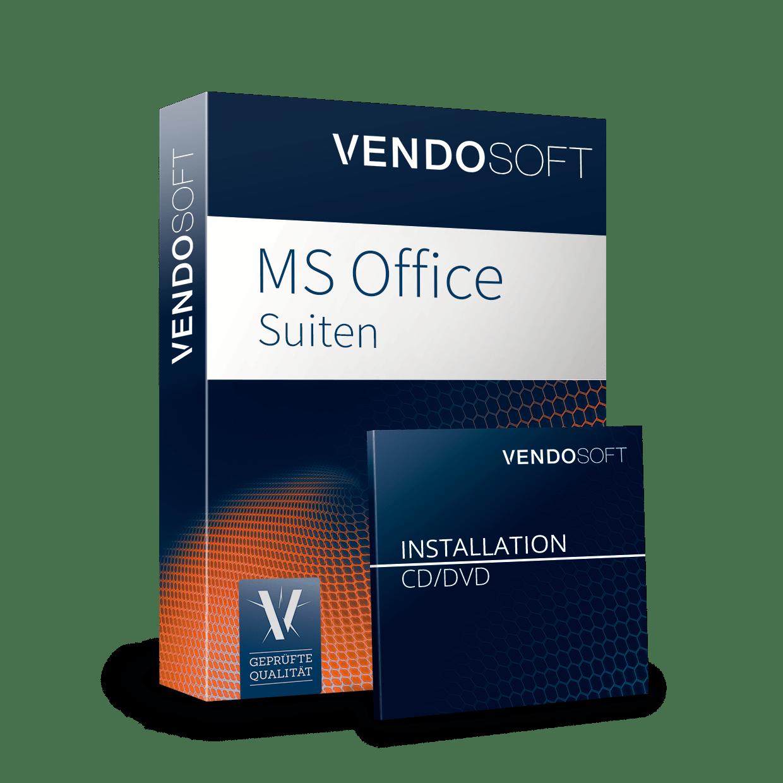 Microsoft Office Lizenzen gebraucht oder neu