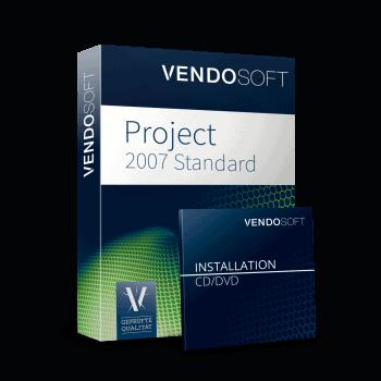 Microsoft Project 2007 Standard gebraucht