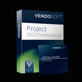 Microsoft Project 2013 Professional gebraucht