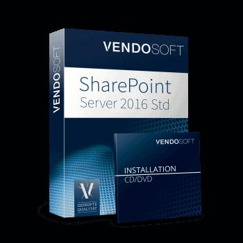 Microsoft SharePoint Server 2016 Standard gebraucht