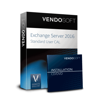 Microsoft Exchange Server 2016 Standard User CAL gebraucht