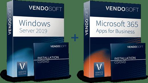 Hybride Cloud Produkte - Windows Server und MS 365